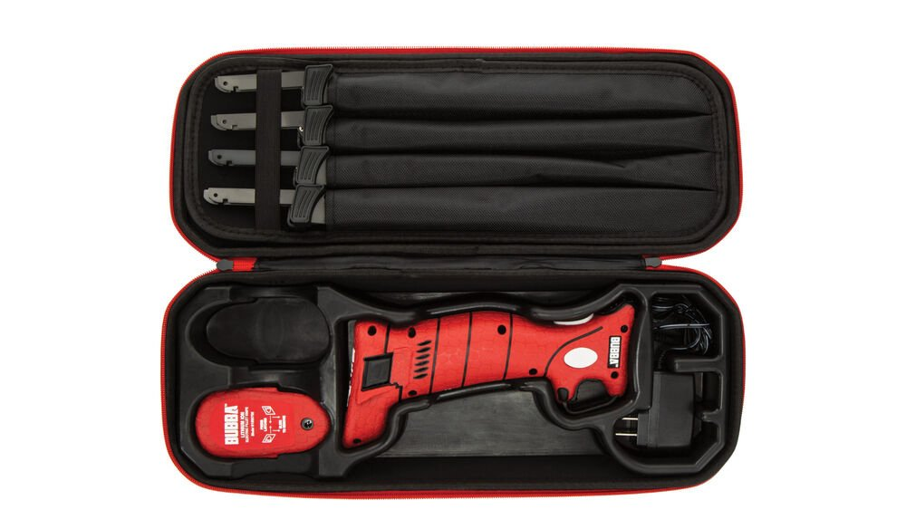 Lithium Ion Cordless Fillet Knife