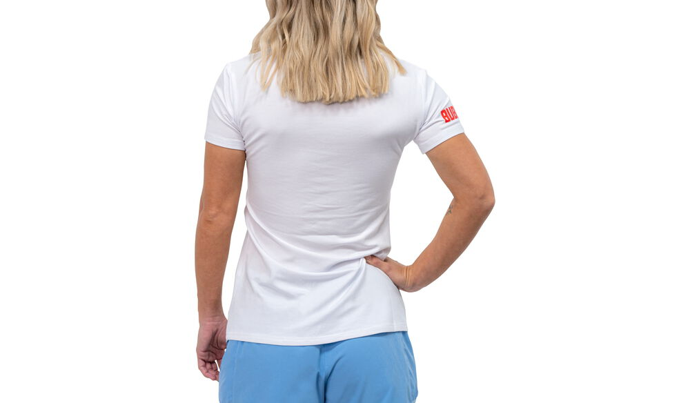 Women's Bahura™ Short Sleeve, White, original